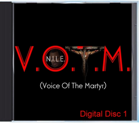 Voice of The Martyr - Disc 1 (CD)