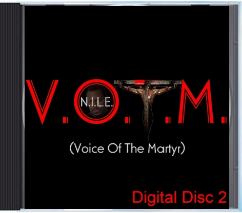 Voice of The Martyr - Disc 2 (CD)