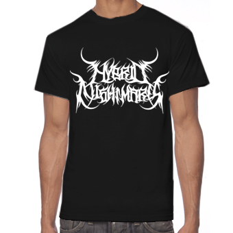 Hybrid Nightmares Logo T-Shirt