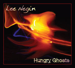 Hungry Ghosts (CD)