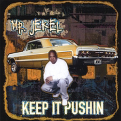 Keep it Pushin (CD)