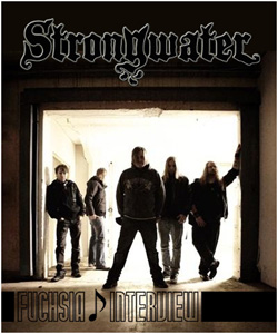 Interview: Strongwater